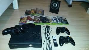 Xbox 360 kinect fullset