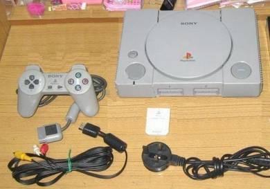 PlayStation 1 FAT Vintage Made In Japan