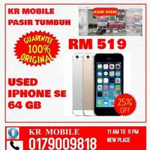 Iphone -SE-64GB