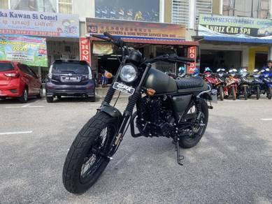 Gpx Gentleman Legend150 Legend 150S 150 S