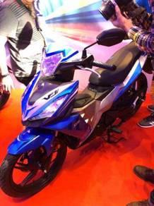 VF3i 185 v2 SYM/MOTORCYCLE FOR SALE