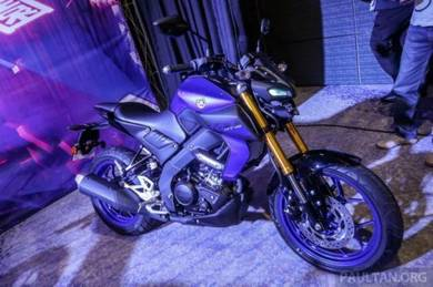 Yamaha mt-15 (terbaru) jimat besar