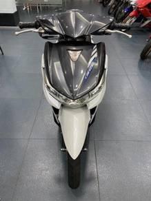 2016-Yamaha Ego Si (1Owner Used,Loan Senang Lulus)