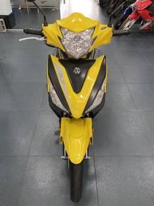Sym Sport Rider 125i (Used 9456km)