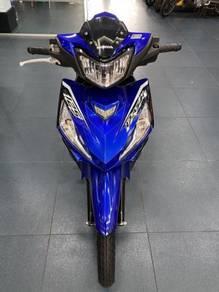 2019-Honda Dash 125 (Loan Senang Lulus)
