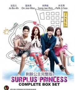 DVD KOREA DRAMA Surplus Princess (Malay sub)