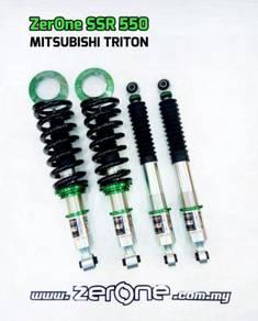 Zerone SSR550 Fully Adjustable Mitsubishi Triton