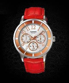 Watch - Casio Leather LTP2084-4B1 - ORIGINAL