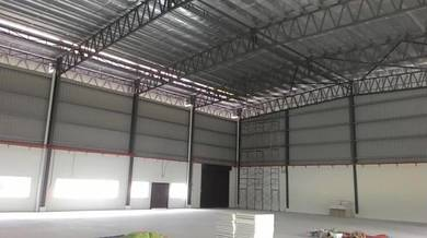 Bukit Minyak Industrial Estate - New factory- buildup 15000 sqft