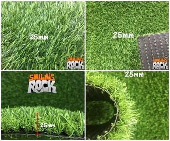 Artificial Grass / Rumput Tiruan Carpet 25mm 62