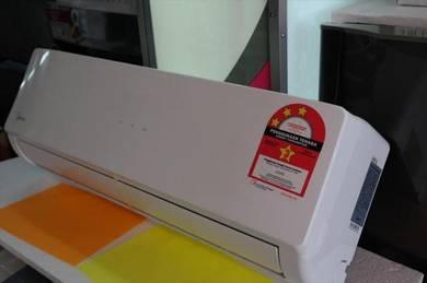 New Midea 1.0hp Klassic Air Conditioner MSK4-09CRN
