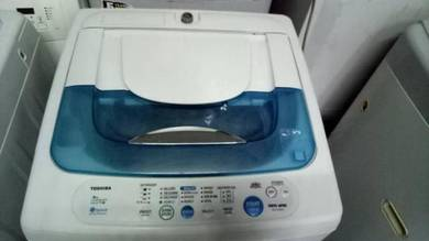 Toshiba 7kg Washer Washing machine mesin basuh