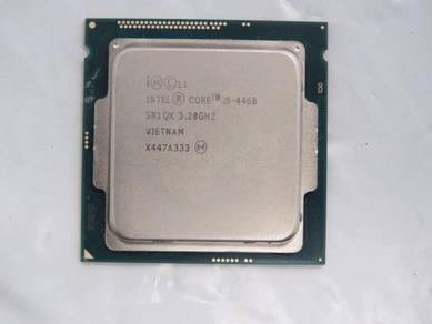 Intel i5 4460 Haswell 4 true core 3.4ghz 1150