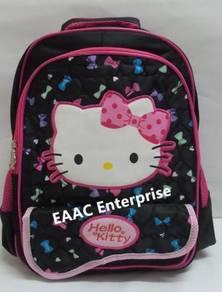Big Hello Kitty Primary Secondary School Bag Backp