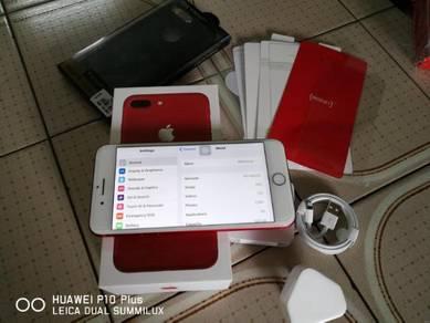 Iphone 7 Plus Red 128GB Myset
