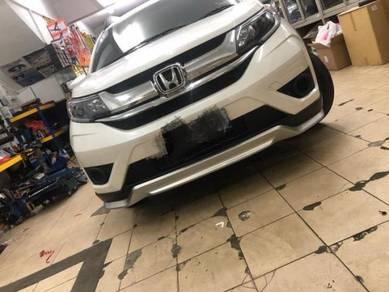 Honda BRV bodykit with paint pu