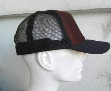 Trucker Cap Brown - Black