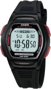 Watch - Casio Sport LW201-4 - ORIGINAL