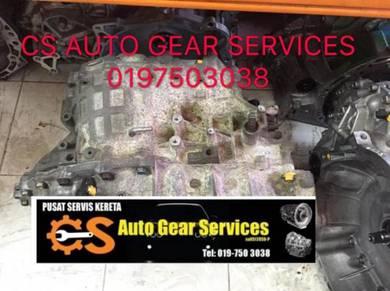 Naza Rondo auto gearbox