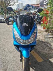 Honda PCX (Engine and condition Tip Top)