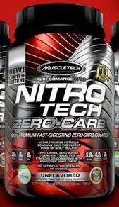 Nitrotech zero carb zero sugar