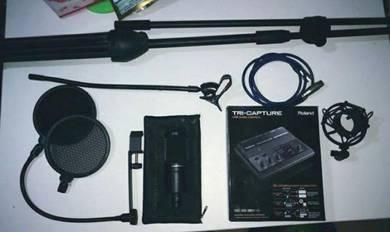 Recording Bundle Complete Set