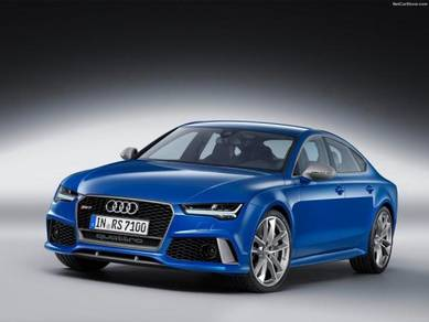 Audi A7 S7 RS7 Bodykit Facelift RS7 Bodykit