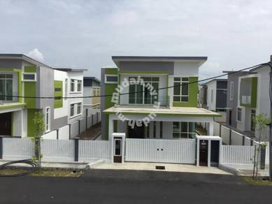 Bungalow Lot in Senawang Perdana (completed project)