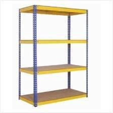 Botless rack rak besi barang rak store
