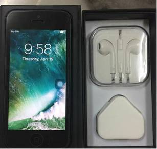IPHONE 5 32gb NEW FULL SET ORI