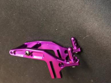 Hsp rc 1/10 buggy part real wing stand