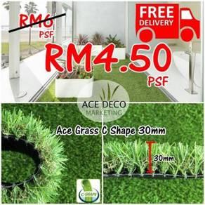 FREE POS Premium Rumput Tiruan Grass