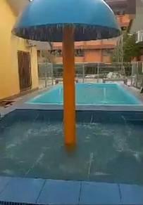 Homestay 5 unit Setempat With Private Pool Melaka