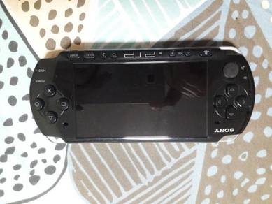 Black Piano PSP
