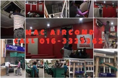 Setapak/Wangsa Maju/Taman Melawati Aircond/Aircon