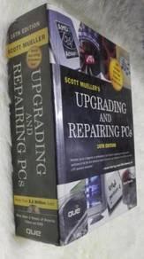 Upgrading & Repairing PC's by Scott Muller
