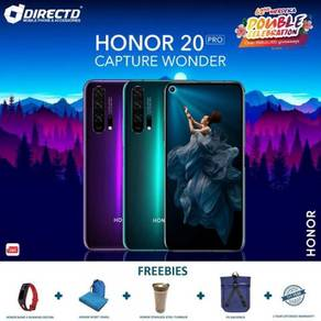 HONOR 20 PRO (8GB RAM | 256GB ROM)ORI + 5 Hadiah