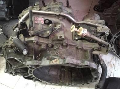 Mitsubishi Lancer cvt gearbox