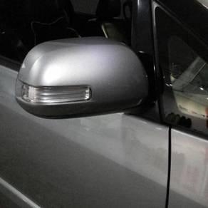 Repair Nissan Teana slphy autofold side mirror