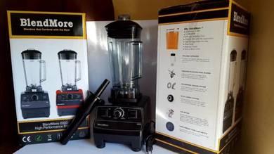 NEW-BlendMore 6000-3 HP Blender-w/