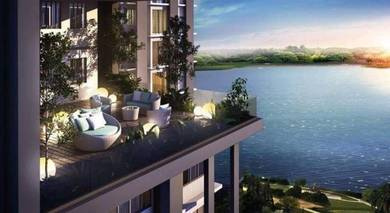 [1010sf] New Cyberjaya LAKEVIEW Condo, Freehold 3R2B