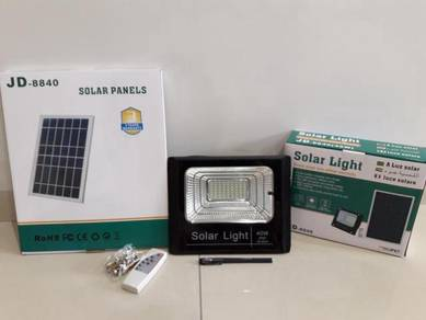 40W Solar Waterproof Flood Light IP67