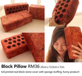 Block Pillow
