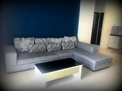 Furnished 2 Bedrooms Apartment at Tabuan Jaya Jln Urat Mata