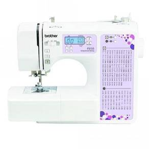 Mesin Jahit Brother Fs155 Sewing Sew Tech
