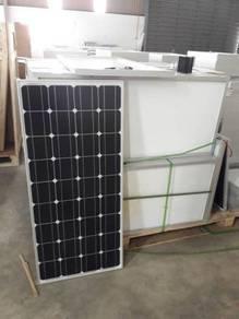 100W Monocrystalline Solar Panel - US brand