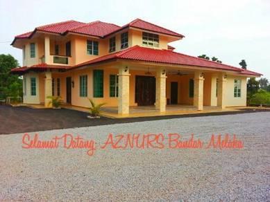 Aznur's Banglostay 6 Blk-Bdr Melaka
