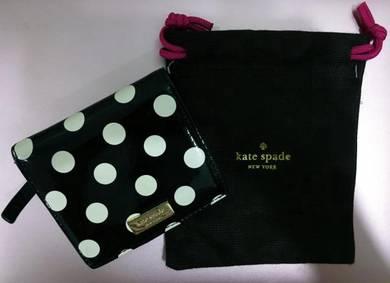 Kate Spade Wallet (Polka Dot)