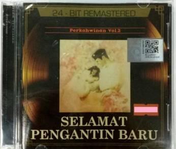 CD Selamat Pengantin Baru Vol.2 24 Bit Remastered