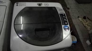 Washing machine mesin basuh Sanyo 7KG